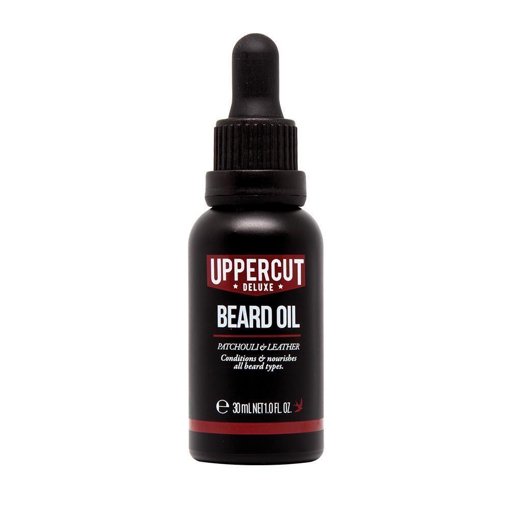Uppercut Deluxe Beard Oil - Масло для бороды 30 мл