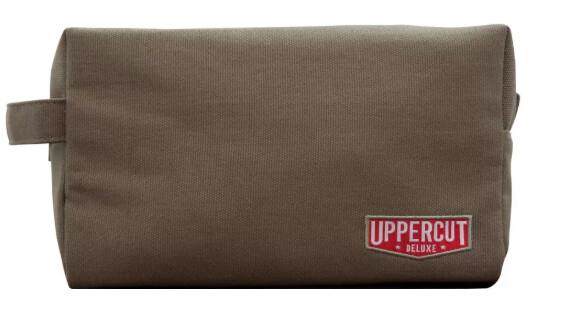 Uppercut Deluxe Washbag / Несессер Косметичка Защитного цвета