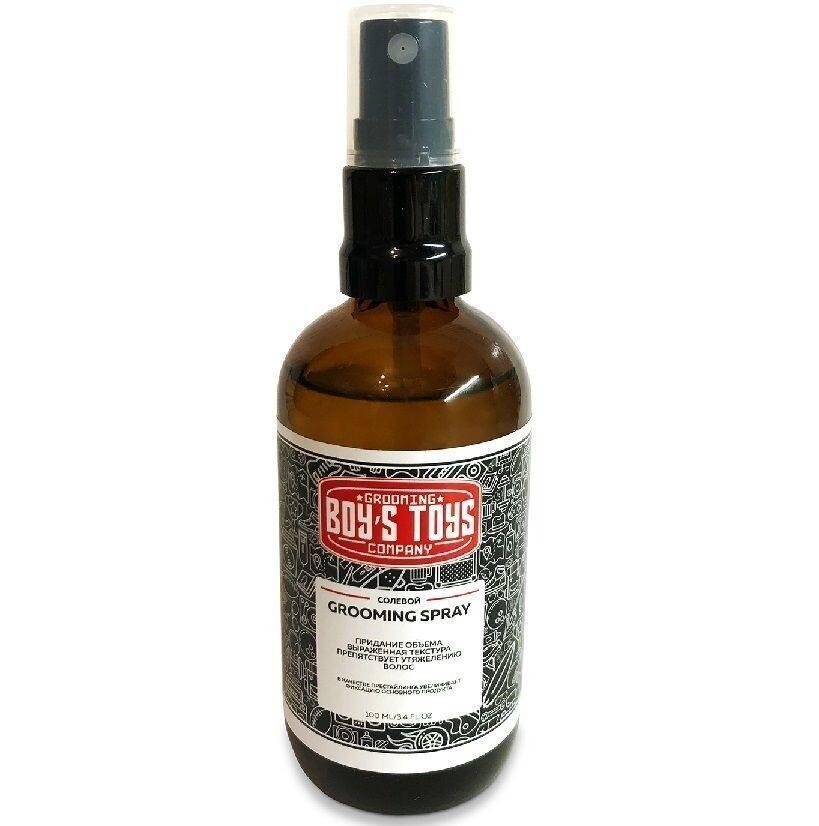 Boy's Toys Grooming Spray - Солевой спрей для укладки волос 100 мл