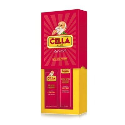 Cella Duo Classic - Подарочный набор для бритья