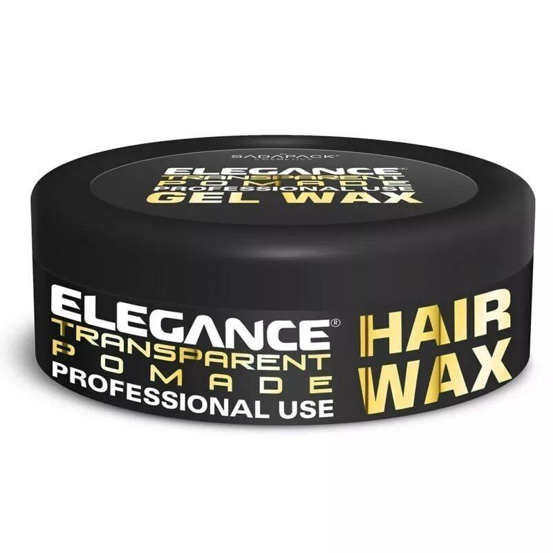 Elegance Hair Pomade Wax Yellow - Гель - воск для укладки 140 мл