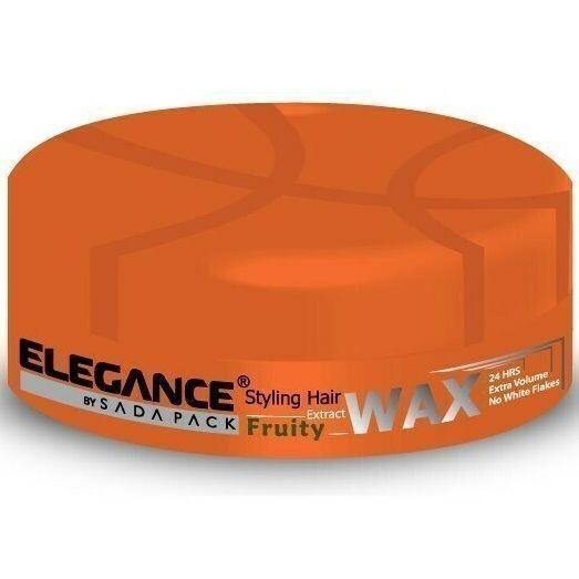 Elegance Styling Hair Wax Fruity - Воск для укладки волос c Экстрактом Фруктов 140гр