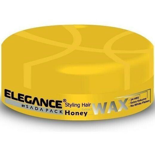 Elegance Styling Hair Wax Honey - Воск для укладки волос c Медом 140гр