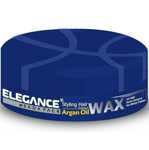 Elegance Styling Hair Wax Argan Oil - Воск для укладки волос с Маслом арганы 140гр