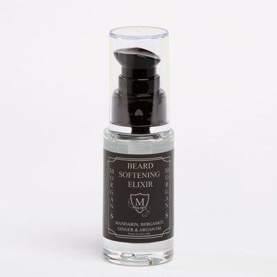MORGAN'S Beard softining elixir / Смягчающий элексир для бороды 30 мл