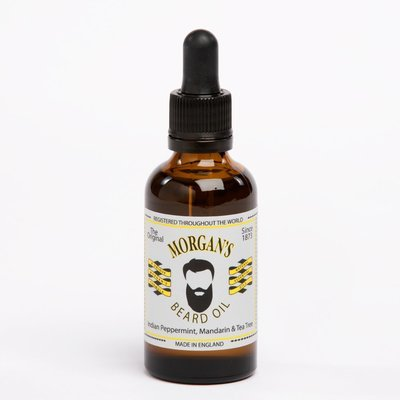 MORGAN'S Beard oil / Масло для бороды 50 мл
