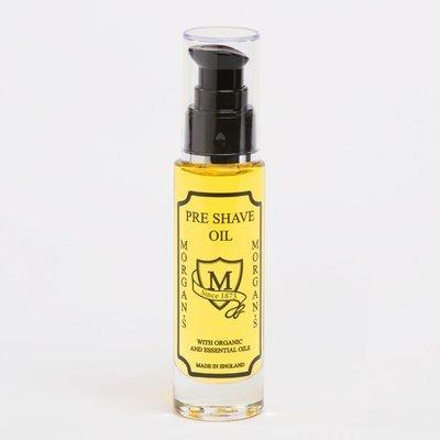 MORGAN'S Pre shave oil / Масло для бритья 50 мл