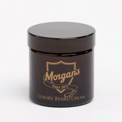 MORGAN'S Luxury beard cream / Премиальный крем для бороды 60 мл