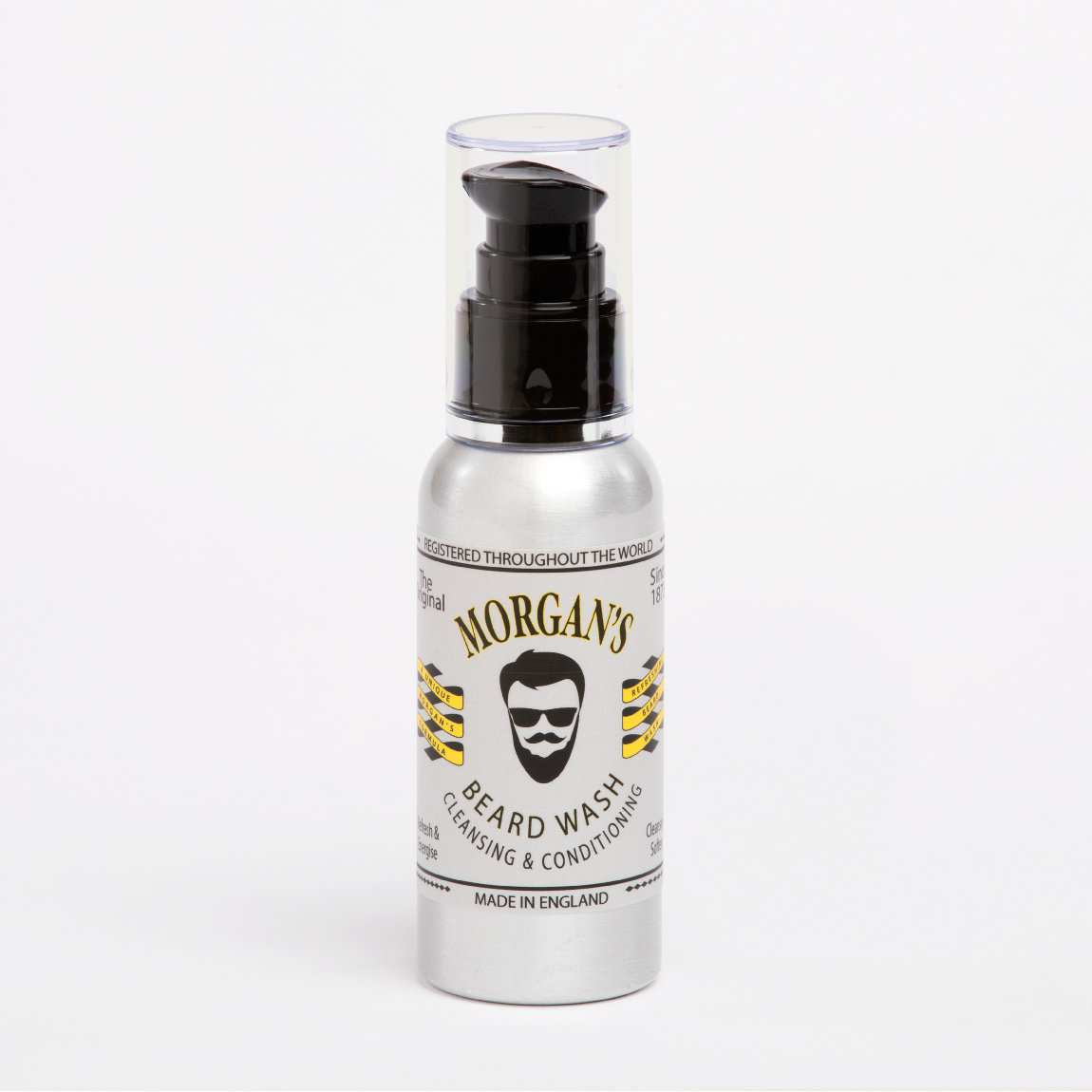 MORGAN'S Beard Wash / Шампунь для бороды 100 мл