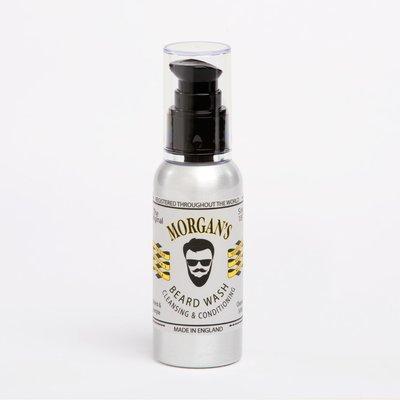 MORGAN'S Beard Wash / Шампунь для бороды 100 мл