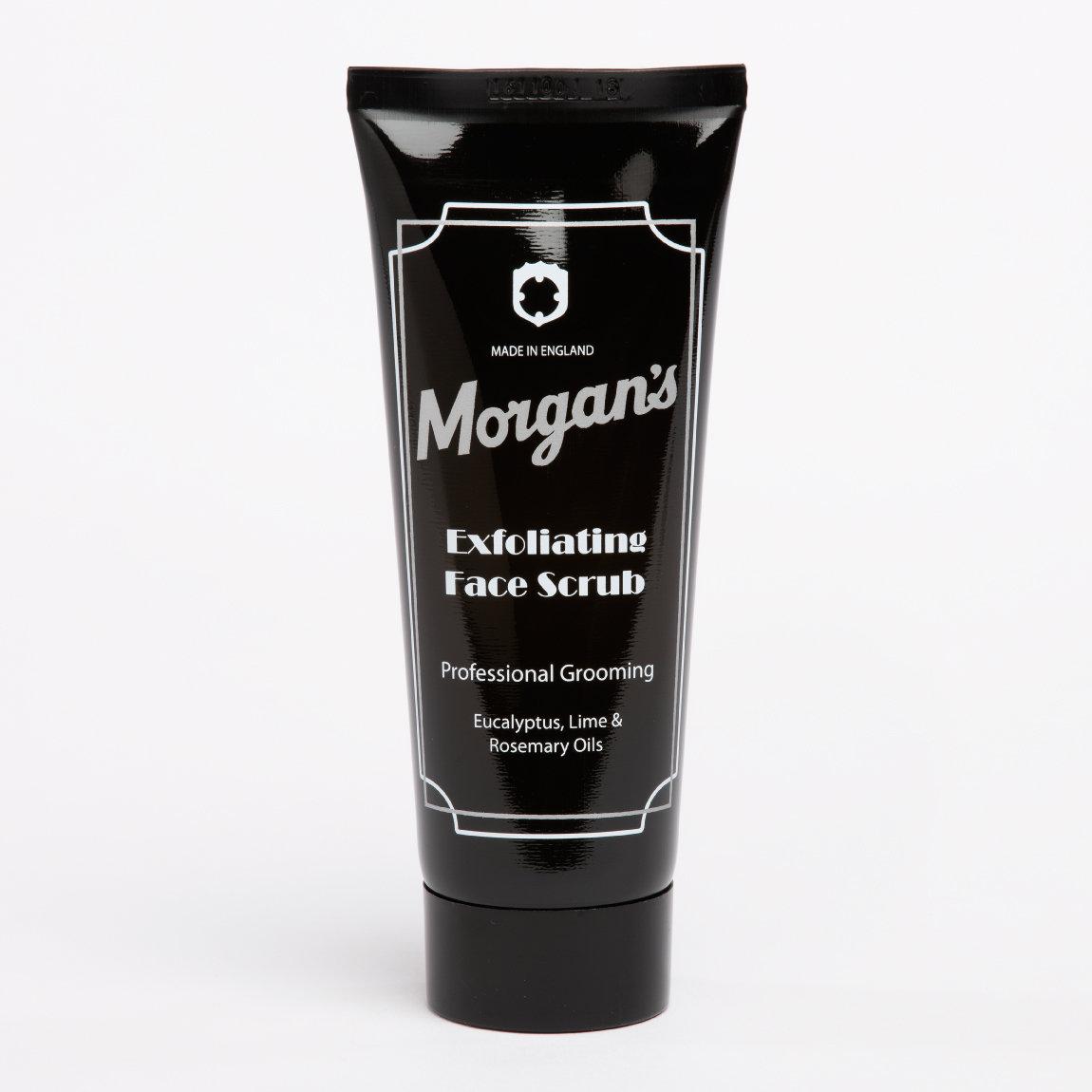MORGAN'S Exfoliating face scrub / Очищающий скраб для лица 100 мл