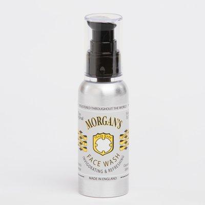 MORGAN'S Face Wash / Гель для умывания лица 100мл