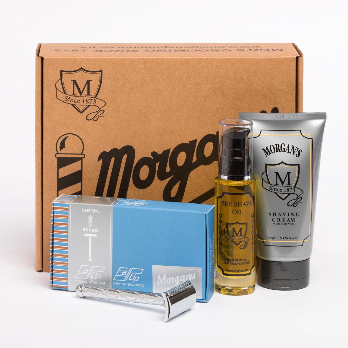 MORGANS Подарочный набор для бритья