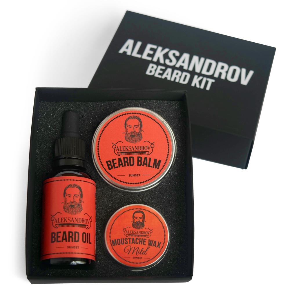 Aleksandrov Beard Kit №2 - Набор бородача