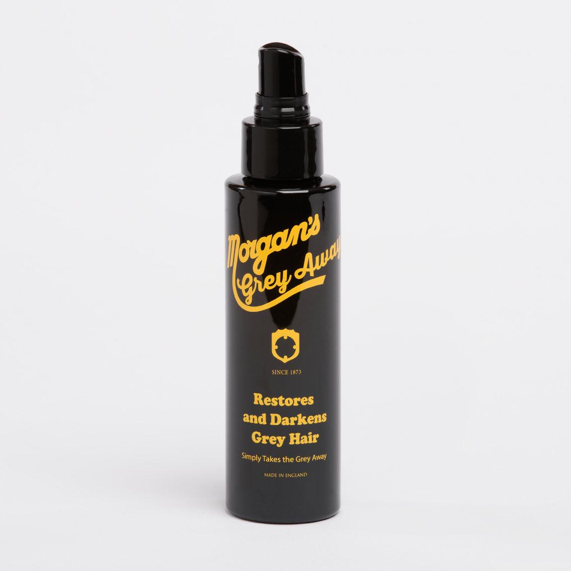 MORGAN'S Спрей для волос маскирующий седину 120 мл