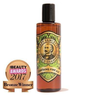 Captain Fawcett Beer'd Shampoo - Шампунь для бороды, 250 мл