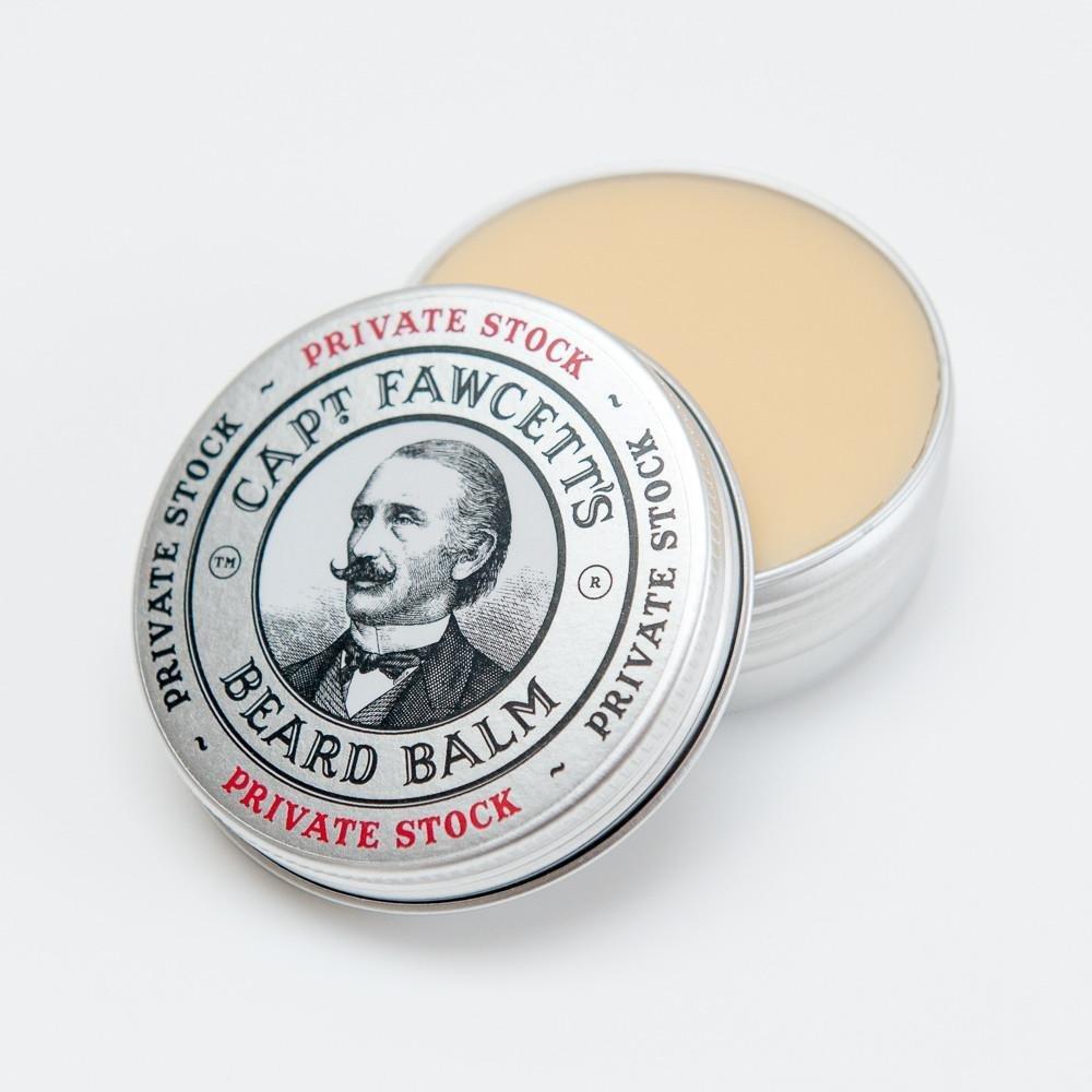 Бальзам для бороды Captain Fawcett Private Stock, 60 мл