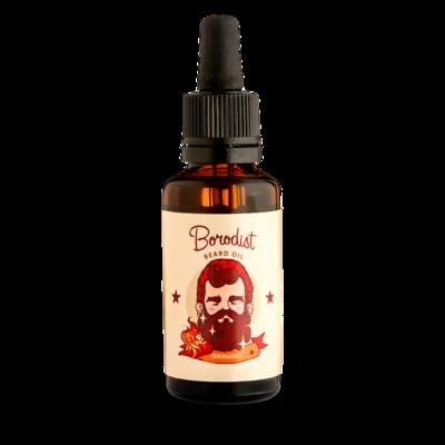Borodist  - Масло для бороды «Warming» 30 мл,