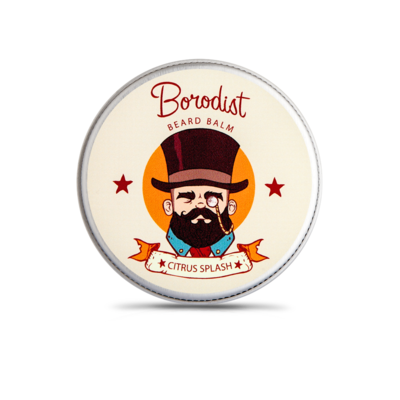 Borodist- Бальзам для бороды «Citrus Splash» 50 г.