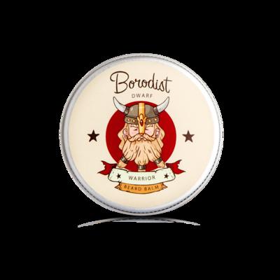 Borodist  - Бальзам для бороды «Warrior» 30 г.