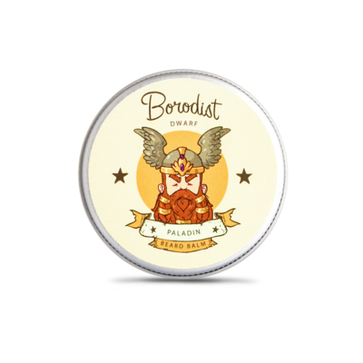 Borodist  - Бальзам для бороды «Paladin» 30 г.