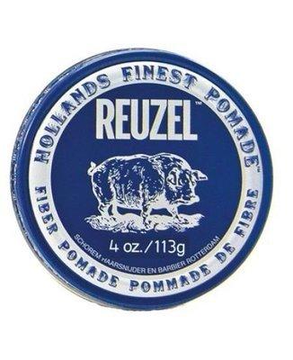 Reuzel Fiber Pomade - Матовая помада для укладки волос 113 гр