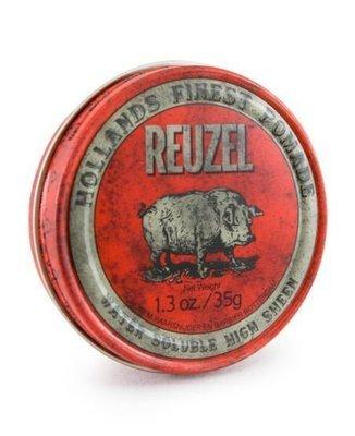 Reuzel High Sheen Pomade - Помада для укладки волос с эффектом мокрых волос 35 гр