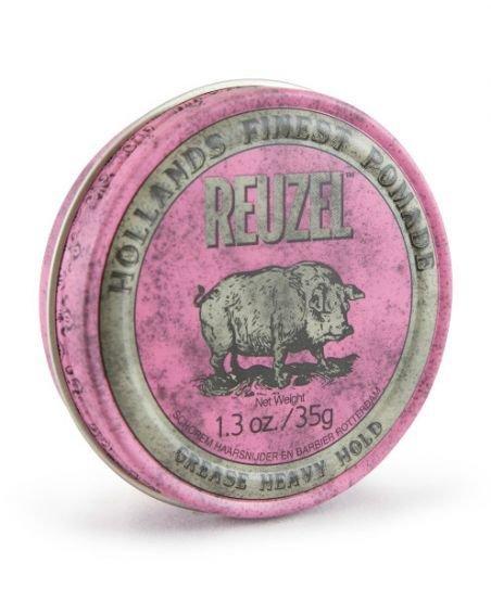 Reuzel Heavy Hold Grease - Помада для укладки волос сверхсильной фиксации 35 гр