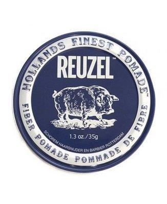 Reuzel Fiber Pomade - Матовая помада для укладки волос 35 гр