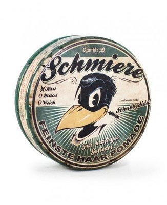 Помада для укладки волос Rumble59 Schmiere Strong 140 г.