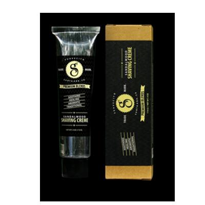 Крем для бритья с Сандаловым маслом, 113 гр.