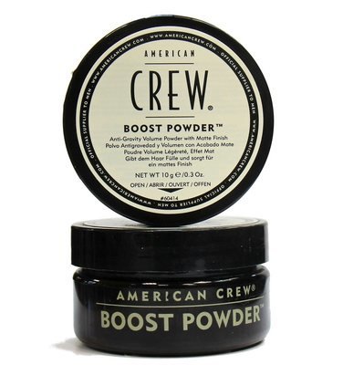American Crew Boost Powder - Пудра для волос  10 г.