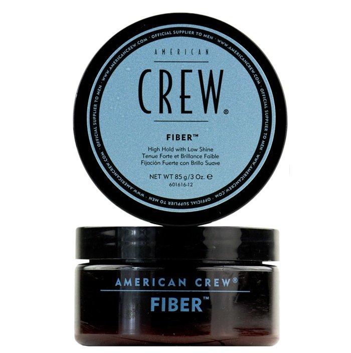 American Crew Fiber - Паста для укладки волос и усов 85г