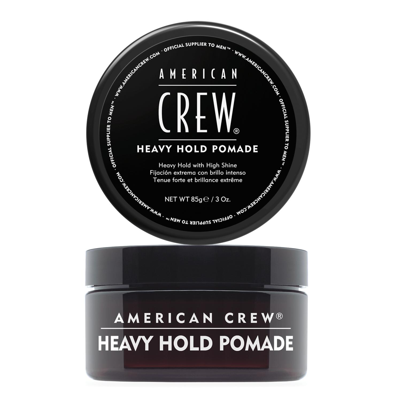 American Crew Heavy Hold - Помада для укладки жесткой фиксации 85г