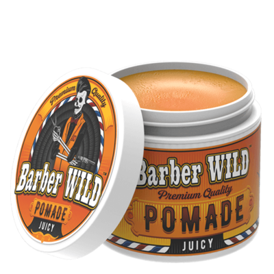 Barber WILD  - Помада для волос pomade Juicy, 100г