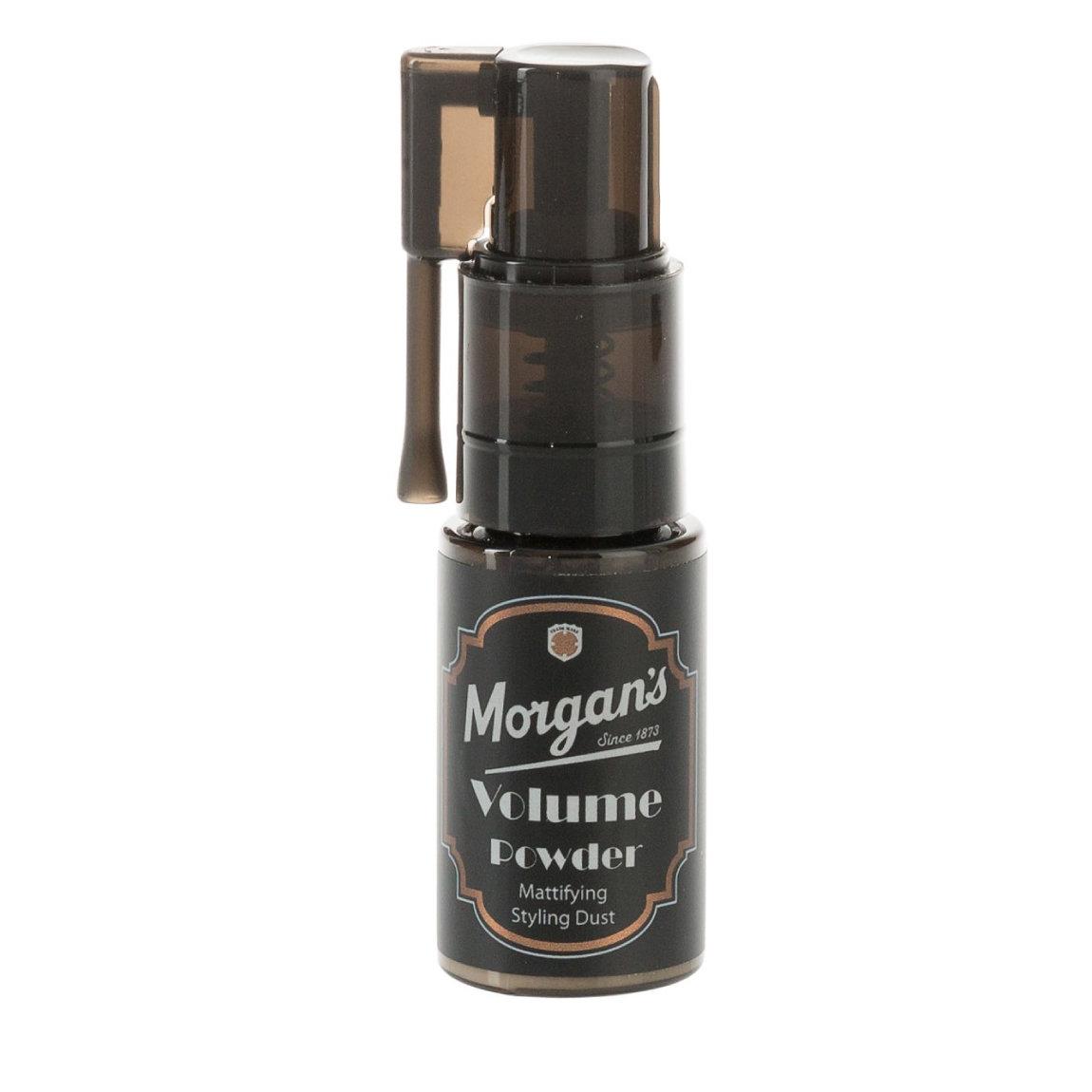 MORGAN'S Volume Powder - Матирующая пудра для придания объема волосам 5 г