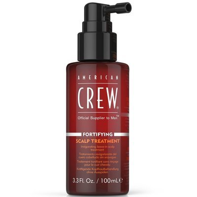 American Crew Fortifying Scalp Treatment - Тонизирующий уход за кожей головы 100 мл