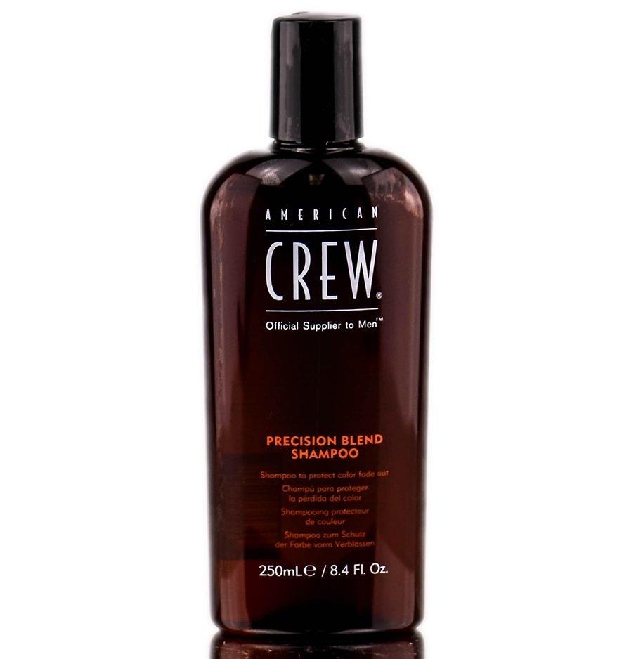 American Crew Precision Blend Shampoo - Шампунь для окрашенных волос, 250 мл