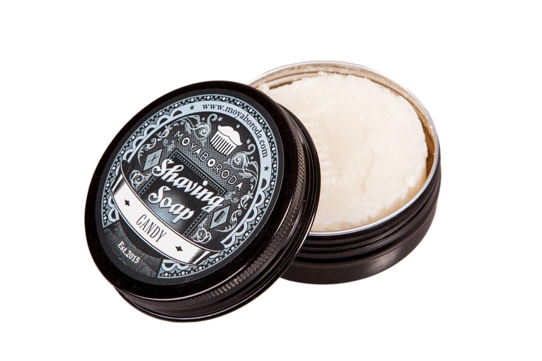 """Moyaboroda Мыло для бритья """"CANDY"""" / Shaving Soap 100гр"""