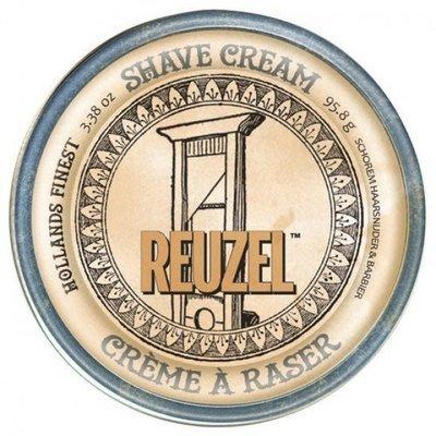 Reuzel Shave Cream - Крем для бритья 95,8 мл