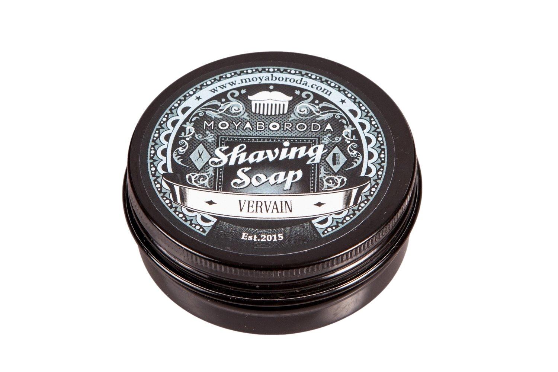 "Moyaboroda Мыло для бритья ""VERVAIN"" Shaving Soap 100гр"