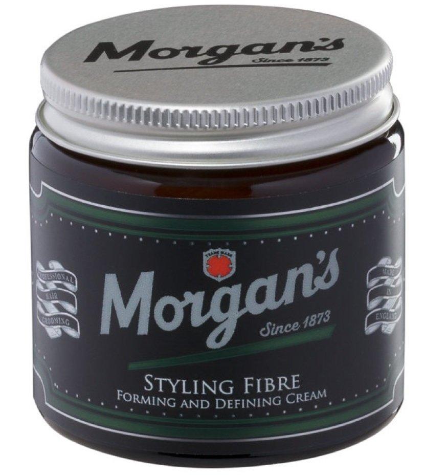 Morgan's Styling Fibre - Формирующая паста для укладки 120 мл