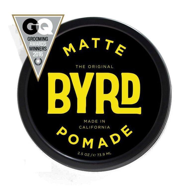 Byrd Matte Pomade - Матовая помада для укладки 90 мл