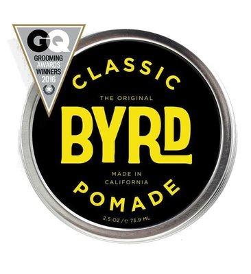 Byrd Classic Pomade - Классическая помада для укладки 90 мл