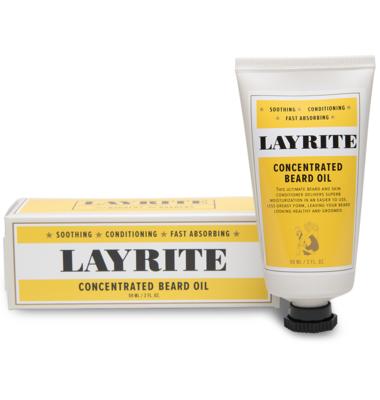 Layrite Concentrated Beard Oil - Концентрированное масло для бороды 60 мл