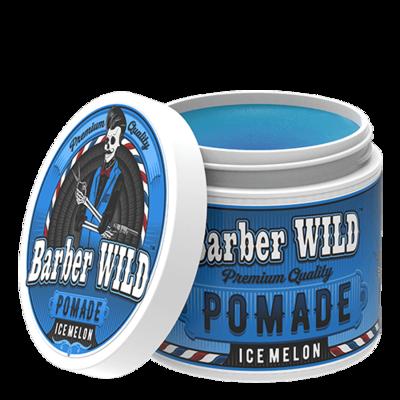 Barber WILD  - Помада для волос pomade Ice Melon, 100 g.