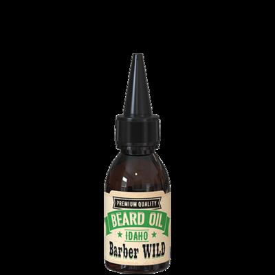 Barber WILD  - Масло для бороды  Idaho, 25ml