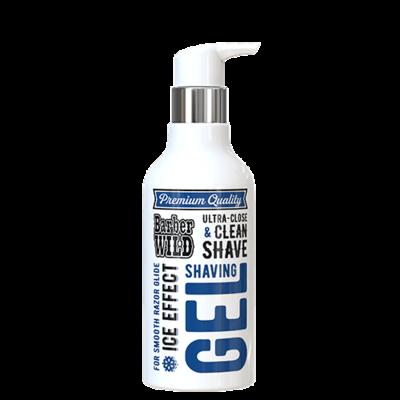 Barber WILD  - Гель для бритья Alaska 300ml
