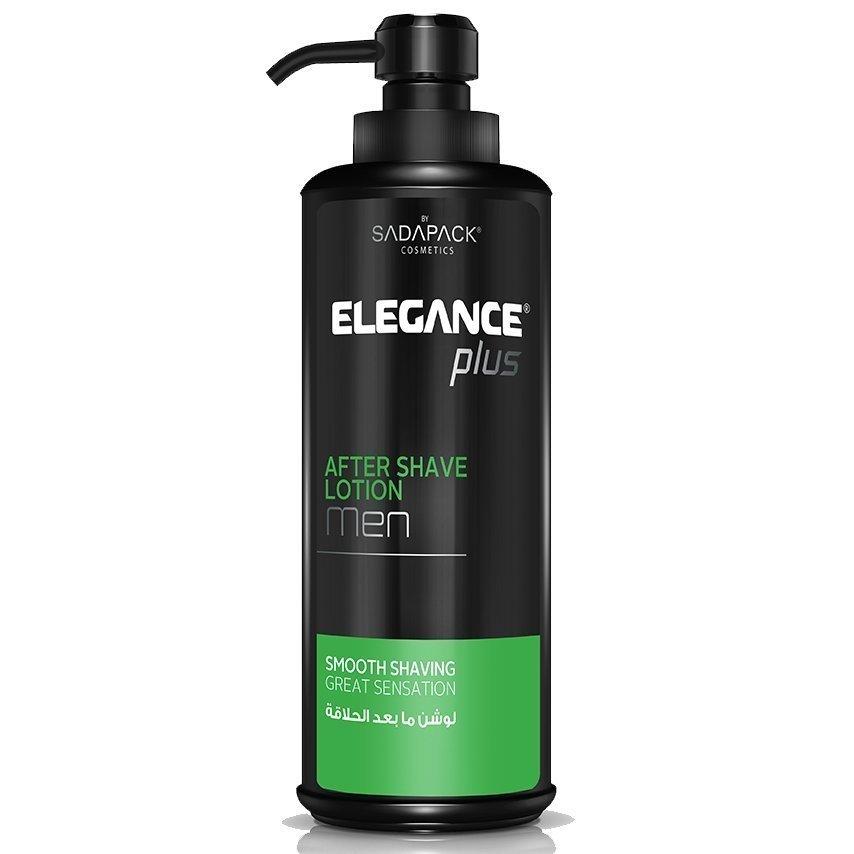 """Лосьон после бритья Elegance After Shave """"Soothes Irritation"""" 500 мл"""
