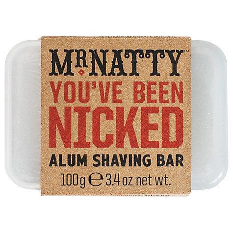 Mr.Natty Alum Bar - Квасцовый камень 100 гр